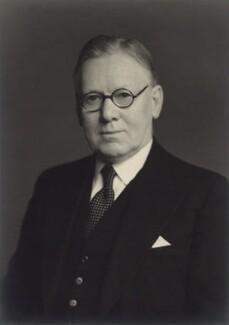 Sir Ernest Herbert Cooper, by Walter Stoneman - NPG x166730