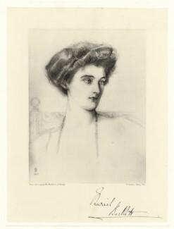 Hon. Helen Muriel Beckett, after Violet Manners, Duchess of Rutland - NPG D31604