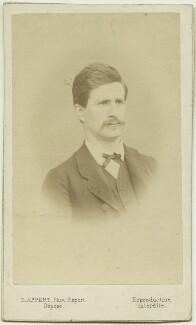 Louis Rossel, by Ernest Eugène Appert - NPG x74491