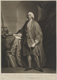 William Beckford, by John Dixon - NPG D31606