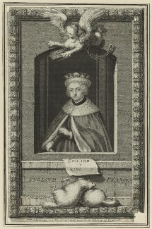 King Edward V, by George Vertue - NPG D23808