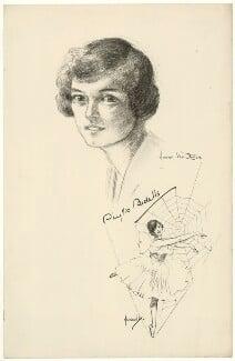 Phyllis Bedells, after Howard van Dusen, and after  John Hassall - NPG D31607