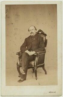 Luigi Carlo Farini, by Alphonse Bernoud - NPG x74538