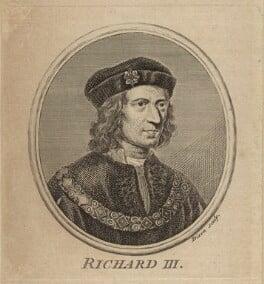 King Richard III, probably by John Dixon - NPG D23813