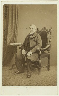 Unknown man, by Gush & Ferguson, 1861-1865 - NPG x74562 - © National Portrait Gallery, London