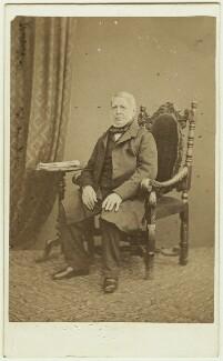 Unknown man, by Gush & Ferguson, 1861-1865 - NPG x74562 - © National Portrait Gallery, London