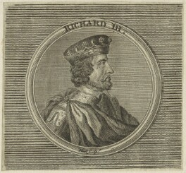 King Richard III, by Hall - NPG D23821