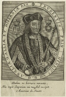 King Henry VII, after Unknown artist - NPG D23823