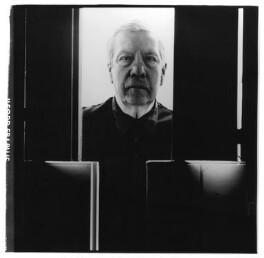 Derek Macdonald Cooper, by Barry Marsden, 1998 - NPG  - © National Portrait Gallery, London