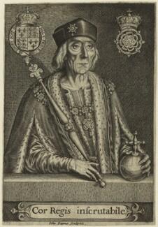 King Henry VII, by John Payne, 1622 - NPG D23824 - © National Portrait Gallery, London