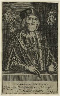 King Henry VII, by William Marshall - NPG D23826