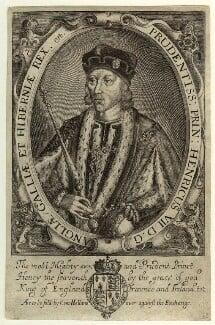 King Henry VII, possibly by Renold or Reginold Elstrack (Elstracke), 1618 - NPG D23827 - © National Portrait Gallery, London