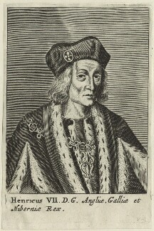 King Henry VII, after Unknown artist, probably 17th century - NPG D23828 - © National Portrait Gallery, London