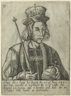 King Henry VII, after Unknown artist - NPG D23829