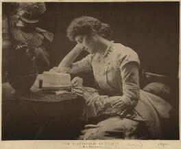 Violet Manners, Duchess of Rutland, by Hayman Seleg Mendelssohn - NPG x22147