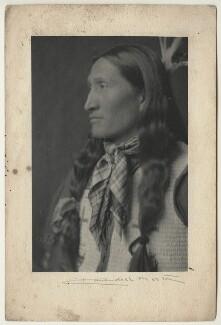Native American, by Cavendish Morton - NPG x128849
