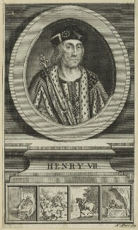 King Henry VII, by Nathaniel Parr - NPG D23835