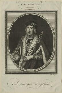King Henry VII, by John Goldar - NPG D23842