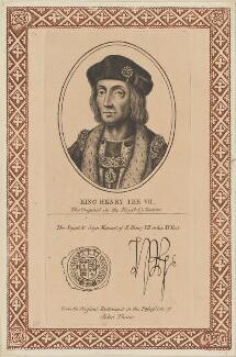 King Henry VII, after Unknown artist - NPG D23843