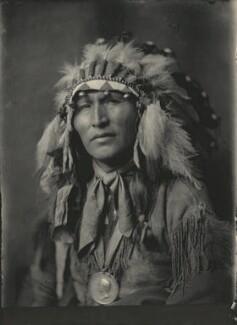 Native American Chief, by Cavendish Morton, 1903 - NPG x128850 - © National Portrait Gallery, London