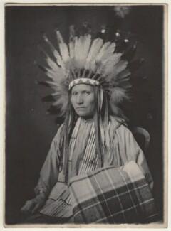 Native American Chief, by Cavendish Morton - NPG x128851
