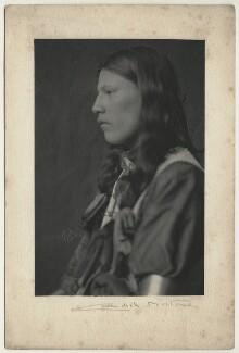 Native American, by Cavendish Morton - NPG x128852