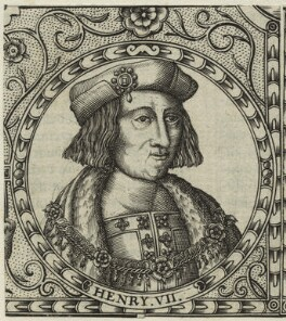 King Henry VII, by Jodocus Hondius - NPG D23858