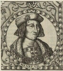 King Henry VII, by Jodocus Hondius, 1610 - NPG D23858 - © National Portrait Gallery, London