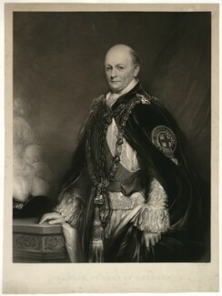 Francis Russell, 7th Duke of Bedford, by George Zobel, after  Stephen Catterson Smith - NPG D31623