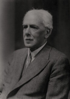 Francis Macdonald Cornford, by Walter Stoneman - NPG x166748