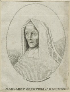 Lady Margaret Beaufort, Countess of Richmond and Derby, published by Edward Harding - NPG D23870