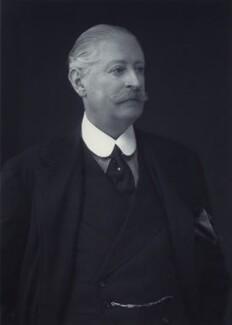 Sir John Richard Geers Cotterell, by Walter Stoneman - NPG x166758