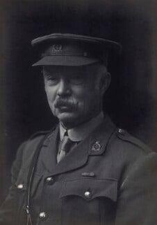 Sir (Joseph) Montagu Cotterill, by Walter Stoneman - NPG x166759