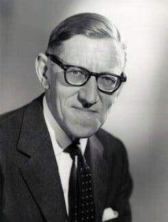 Sir John Eltringham Coulson, by Walter Bird - NPG x166767