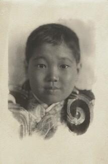 Unknown boy, by Cavendish Morton - NPG x128860