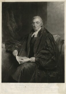 Andrew Bell, by Charles Turner, after  William Owen - NPG D31642