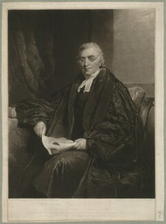 Andrew Bell, by Charles Turner, after  William Owen - NPG D31645