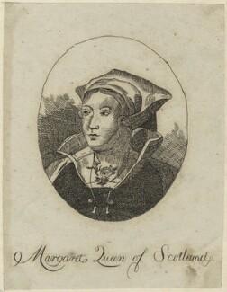 Queen Margaret of Scotland, after Unknown artist - NPG D23881