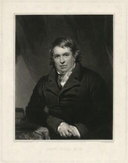John Bell, by Samuel Cousins, after  Thomas Stewardson - NPG D31648