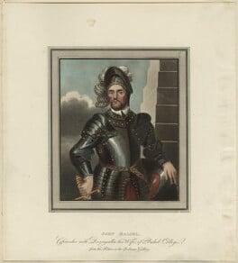 John de Baliol, after Unknown artist - NPG D23885