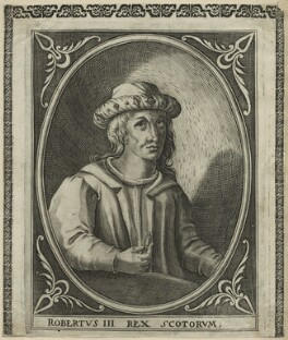 King Robert III of Scotland, after Unknown artist - NPG D23892