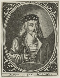 James I of Scotland, after Unknown artist - NPG D23895