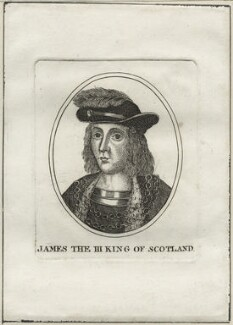 King James III of Scotland, after Unknown artist - NPG D23900