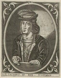 James III of Scotland, after Unknown artist - NPG D23901