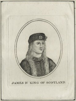 James IV of Scotland, after Unknown artist - NPG D23904