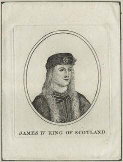 James IV of Scotland, after Unknown artist - NPG D23904