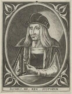 James IV of Scotland, after Unknown artist - NPG D23906