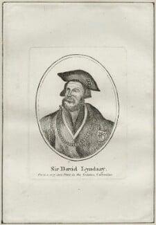 Sir David Lyndsay, after Unknown artist - NPG D23907