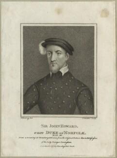 John Howard, Duke of Norfolk, by Schenecker, published by  Edward Harding, after  Silvester Harding, published 1791 - NPG D23920 - © National Portrait Gallery, London