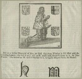 John Howard, 1st Duke of Norfolk, after Unknown artist - NPG D23922
